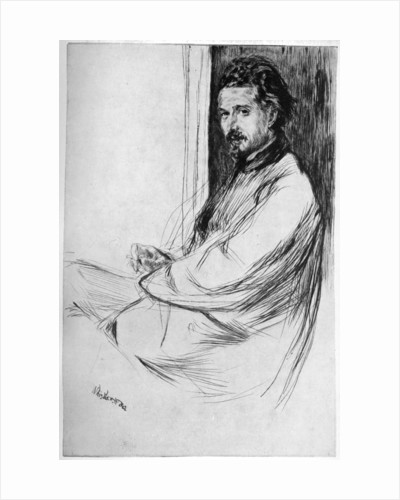 Axenfeld by James Abbott McNeill Whistler