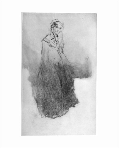 'Whistler's Mother' by James Abbott McNeill Whistler
