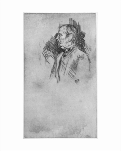 Lord Wolseley by James Abbott McNeill Whistler