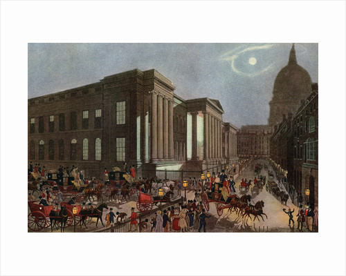 The Royal Mails starting from the General Post Office, London by R Reeves