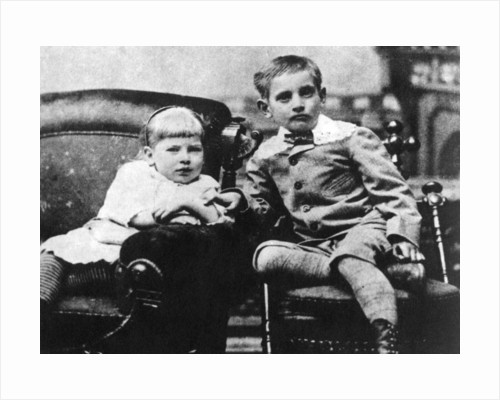 The children of Jesse James by Anonymous