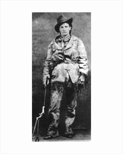 Calamity Jane, General Crook's scout by Anonymous