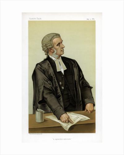 A Splendid Advocate by Verheyden
