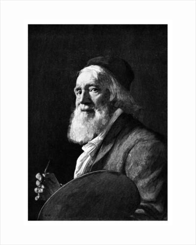 Frederick Henry Henshaw, British artist by JM Johnstone