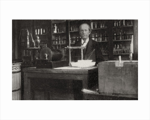 Marcellin Berthelot, French organic chemist and politician by Anonymous
