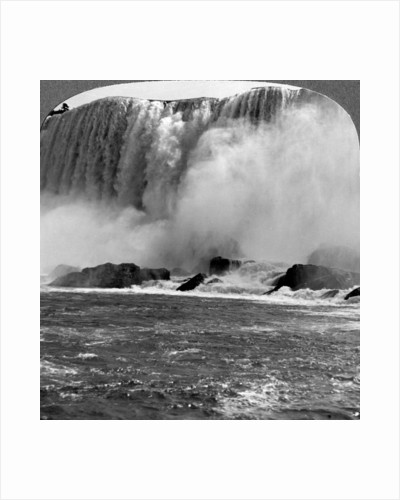 Thunder of Waters, American Falls, Niagra Falls, New York, USA by Realistic Travels Publishers