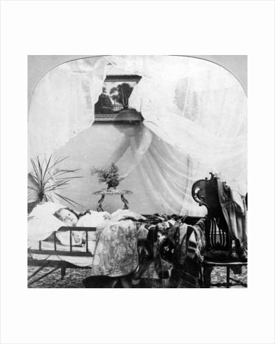 Her Guardian Angel by Keystone View Company