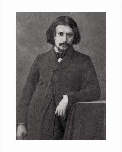 Alphonse Daudet, French novelist by Anonymous