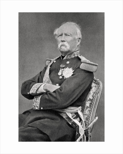 Marshal MacMahon, French soldier and politician by Anonymous