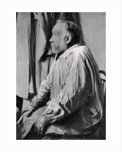 Edgar Degas, French Impressionist painter by Anonymous