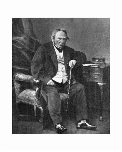 Charles Paul de Kock, French novelist by Anonymous