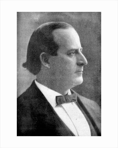 William Jennings Bryan, American politician by Anonymous