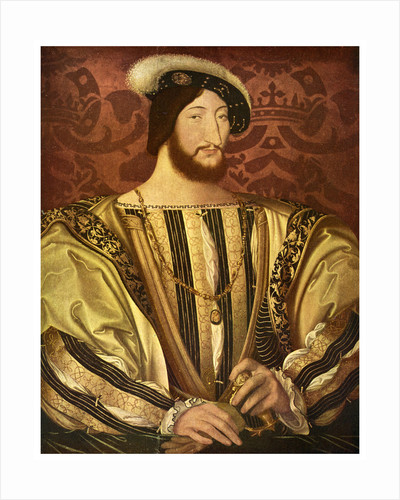 Francis I, King of France by Anonymous