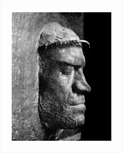 Death mask of Lorenzo de' Medici, ruler of Florence by Anonymous