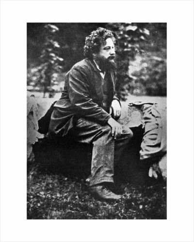 William Morris, British artist and designer by Anonymous