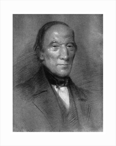 Robert Owen, Welsh-born industrialist, philanthropist and socialist by Anonymous