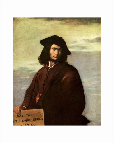 Cult of the individual: Salvator Rosa, Italian Baroque artist by Anonymous