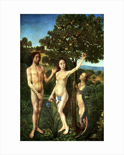 Original Sin: The Fall of Adam and Eve by Anonymous