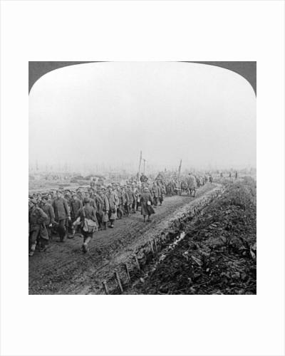 German prisoners of war, Sambre, World War I by Realistic Travels Publishers