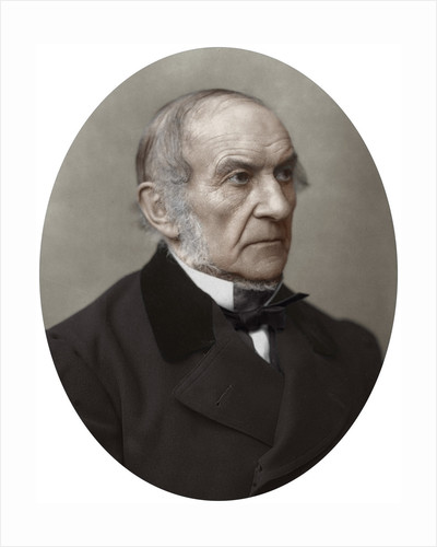 William Ewart Gladstone MP, British Liberal Prime Minister by Lock & Whitfield