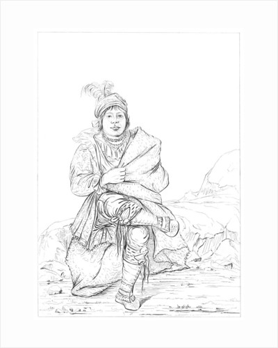 Native American, North Western Frontier by Myers and Co