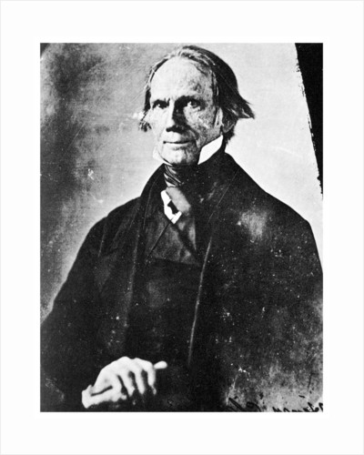 Henry Clay, American statesman by Anonymous