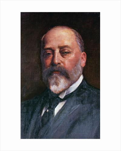 King Edward VII by Luke Fildes