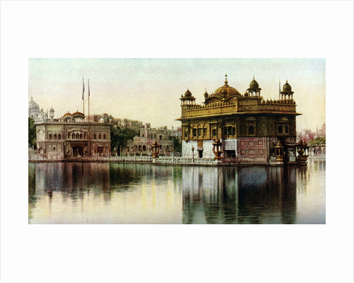 Golden Temple, Amritsar, Punjab, India by E Candler