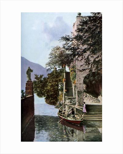 Villa del Balbianello, Lenno, Lake Como, Italy by Donald McLeish