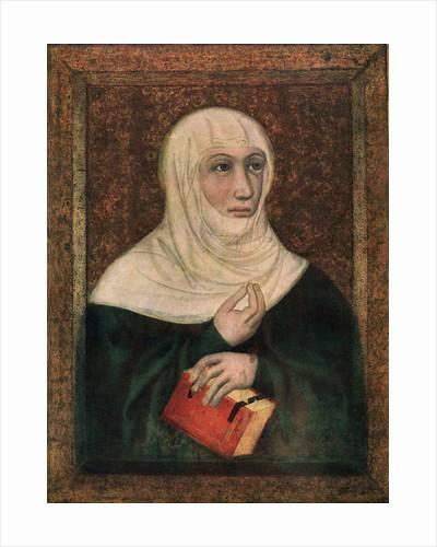 St Clara by Master Theodoric