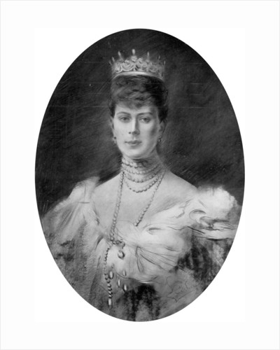Her Majesty Queen Mary by George C Wilmshurst