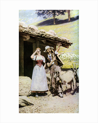 Natives of the Canton of Bern, Switzerland by Anonymous