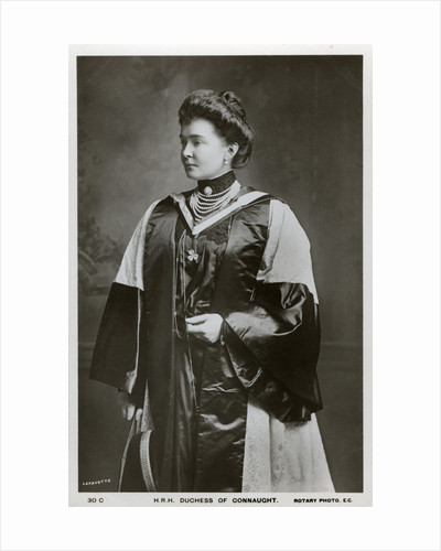 The Duchess of Connaught by Lafayette
