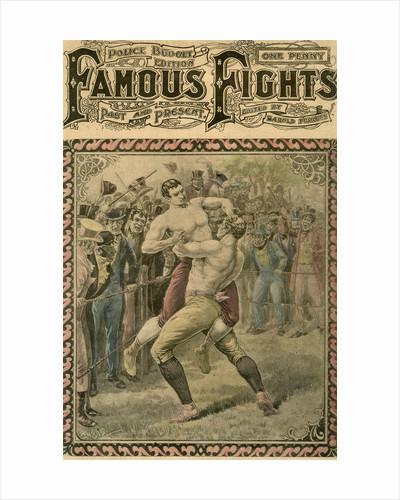 The second fight between Bendigo and Ben Caunt by Pugnis