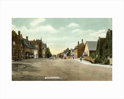 Broadway, Gloucestershire by Anonymous