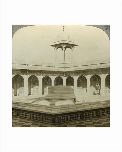 Akbar's tomb, Sikandara, Uttar Pradesh, India by Underwood & Underwood