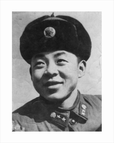 Lei Feng, Chinese soldier of the People's Liberation Army by Anonymous