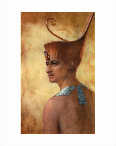 Pepi I, Ancient Egyptian pharaoh of the 6th dynasty by Winifred Mabel Brunton