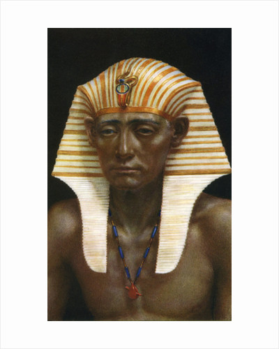 Amenemhat III, Ancient Egyptian pharaoh of the 12th dynasty by Winifred Mabel Brunton