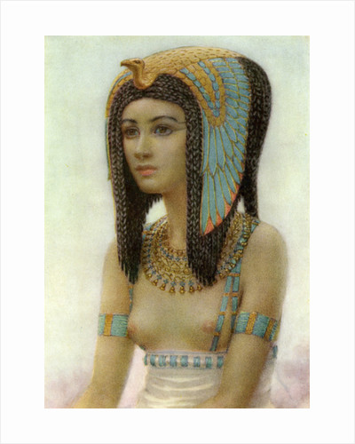 Tetisheri, Ancient Egyptian queen of the 17th dynasty by Winifred Mabel Brunton