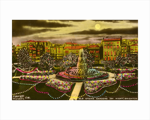 The Old Steine Gardens, Brighton, Sussex by Anonymous