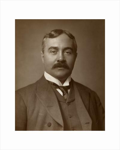 Herbert Standing, British actor by St James's Photographic Co