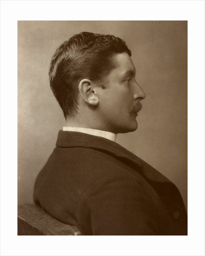 Harry B Conway, British actor by St James's Photographic Co