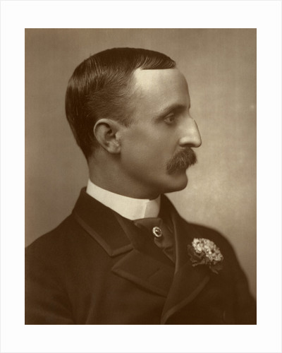 Edgar Bruce, British actor by St James's Photographic Co