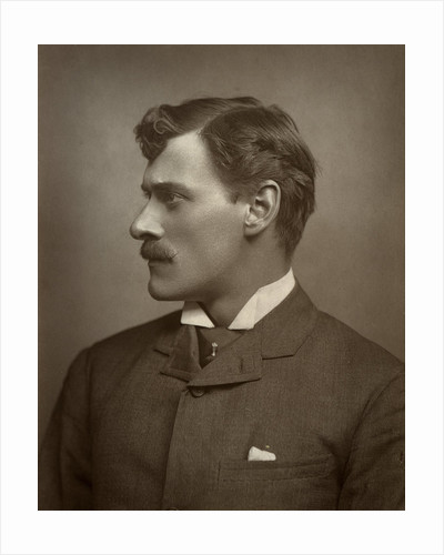 Frederick Leslie, British actor, singer, comedian and dramatist by St James's Photographic Co