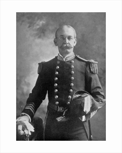Charles Dwight Sigsbee, American naval officer by Anonymous