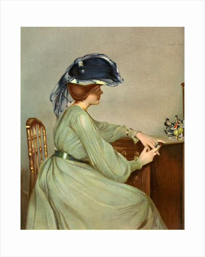 The Blue Veil by George Henry