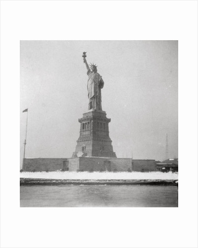 Statue of Liberty, New York City, USA by J Dearden Holmes