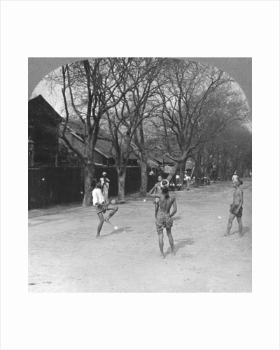 A native ball game in Burma by Stereo Travel Co