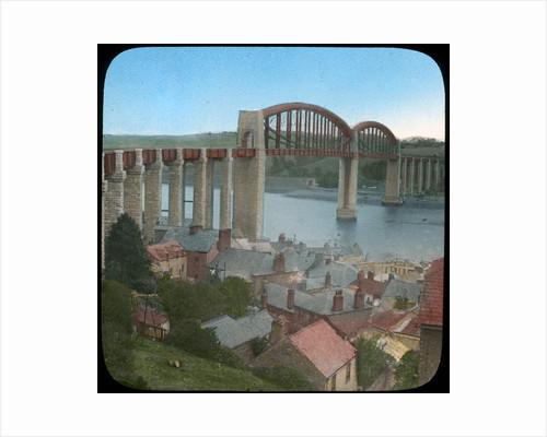 Royal Albert Bridge, Saltash, Cornwall by Church Army Lantern Department